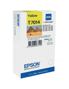 Cartus Cerneala Original Epson C13T70144010, Yellow