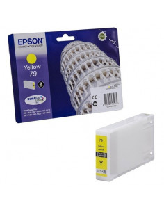 Cartus Cerneala Original Epson C13T79144010, Yellow