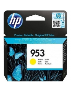 Cartus cerneala original HP 953 F6U14AE, Yellow