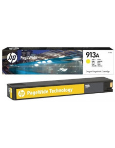 Cartus cerneala original HP 913A F6T79AE, Yellow