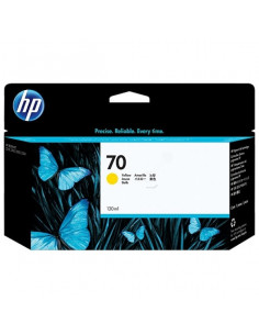 Cartus cerneala original HP 70 C9454A, Yellow