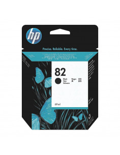 Cartus cerneala original HP 82 CH565A, Black