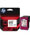 Cartus cerneala original HP 652 F6V24AE, Color