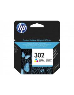 Cartus cerneala original HP 302 F6U65AE, Color