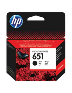 Cartus cerneala original HP 651 C2P10AE, Black