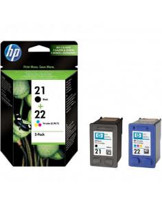 Cartus cerneala original HP 21 + 22 SD367AE, Black