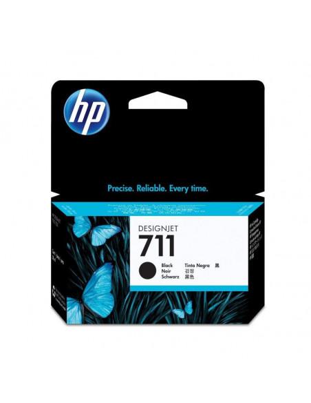 Cartus cerneala original HP 711 CZ129A, Black
