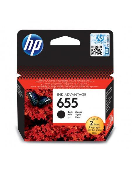 Cartus cerneala original HP 655 CZ109AE, Black