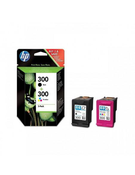 Cartus cerneala original HP 300 CN637EE, MultiPack