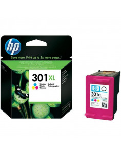Cartus cerneala original HP 301XL CH564EE, Color