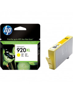 Cartus cerneala original HP 920XL CD974AE, Yellow