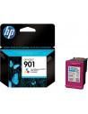 Cartus cerneala original HP 901 CC656AE, Color