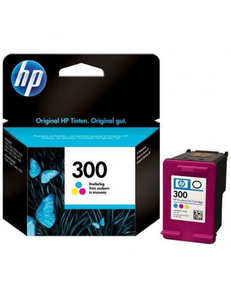 Cartus cerneala original HP 300 CC643EE, Color
