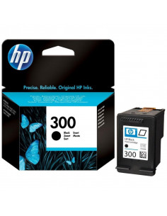 Cartus cerneala original HP 300 CC640EE, Black