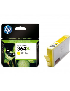 Cartus cerneala original HP 364XL CB325EE, Yellow