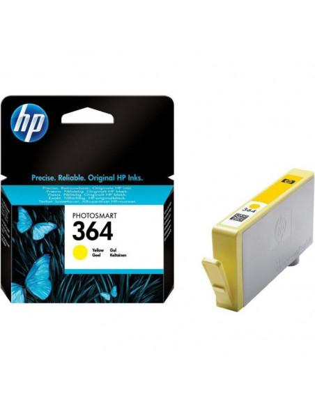 Cartus cerneala original HP 364 CB320EE, Yellow