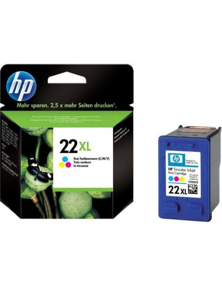 Cartus cerneala original HP 22 XL C9352CE, Color