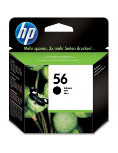 Cartus cerneala original HP 56 C6656AE, Black