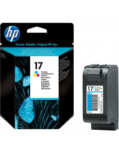 Cartus cerneala original HP 25 C6625A, Color