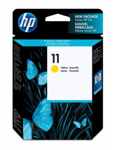 Cartus cerneala original HP 11 C4838A, Yellow