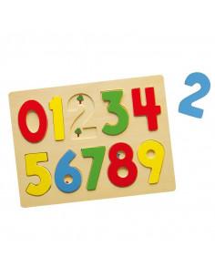 Primul meu puzzle cu numere
