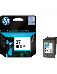 Cartus cerneala original HP 27 C8727AE, Black