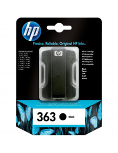 Cartus cerneala original HP 363 C8721EE, Black