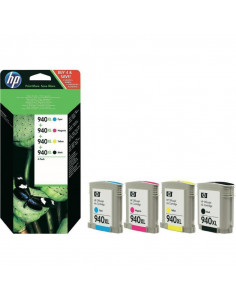 Cartus cerneala original HP 940XL C2N93AE, MultiPack
