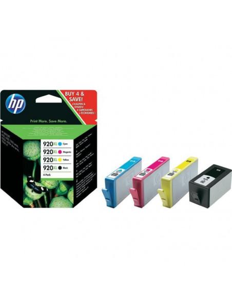 Cartus cerneala original HP 920XL C2N92AE, MultiPack