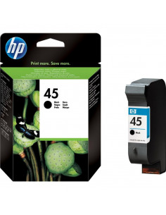 Cartus cerneala original HP 45 51645AE, Black