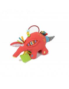 Aardvark puiut, jucarie interactiva cu activitati, Dolce