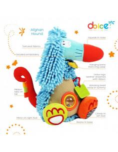 Ogar, jucarie interactiva cu activități, Dolce