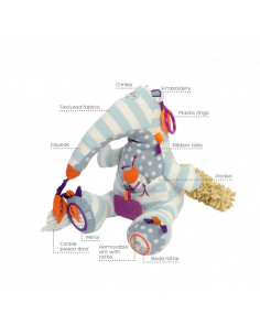 Furnicarul, jucarie interactiva cu activitati, Dolce