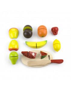 Fructe de taiat, Viga