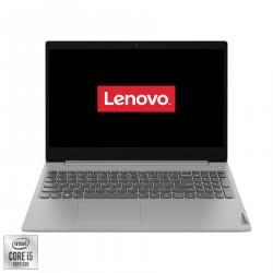 "Laptop Lenovo IdeaPad 3 15IIL05, procesor Intel® Core™ i5-1035G1 3.60 GHz, 15.6"", Full HD, 4GB, 512GB SSD, UHD Graphics, Platinum Grey"