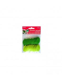 Accesorii craft - AD024 foaie verde autoadeziva pasla DACO