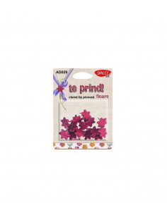 Accesorii craft - AD029 clema tip pioneza floare DACO
