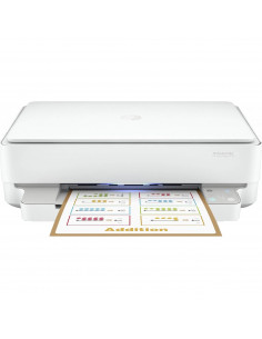 Multifunctionala inkjet color HP Deskjet Plus Ink Advantage 6075 All-in-One, A4, Gri