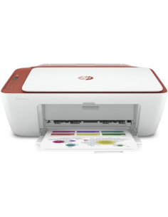 Multifunctionala inkjet color HP Deskjet 2723 All-in-One, A4, Rosu