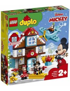 Lego Duplo: Disney Casa de vacanta a lui Mickey 10889