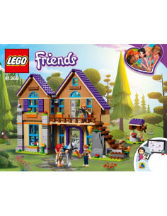 Lego Friends: Casa Miei 41369