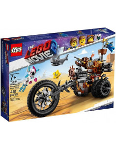 Lego Movie: Triciclul lui Barba metalica! 70834