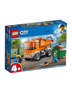 LEGO City Great Vehicles: Camion pentru gunoi 60220