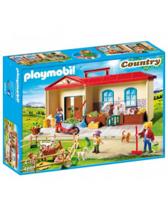 Playmobil Country: Set de joaca - Casuta de la tara 4897