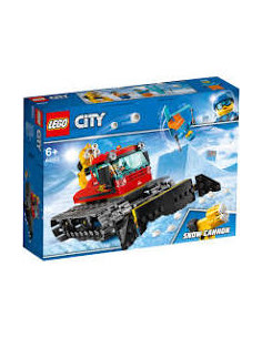 LEGO City Great Vehicles: Compactor de zapada 60222