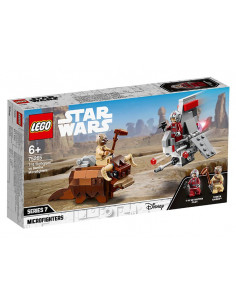 LEGO Star Wars: T-16 Skyhoppers contra Bantha Microfighter 75265