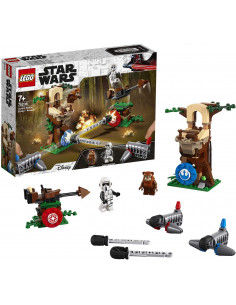 LEGO Star Wars: Atacul Action Battle Endor 75238