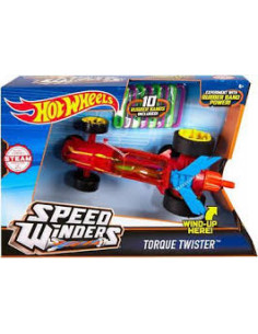 Masinuta Hot Wheels Monster Action - Street Creeper, cu lumini si sunete