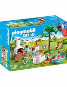 Playmobil City Life: Petrecere in gradina 9272