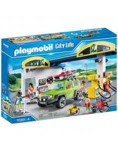 Playmobil City Life, Vehicles - Benzinarie 70201